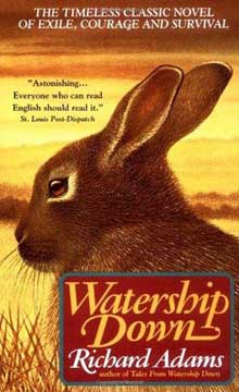 Watership Down by Richard Adams