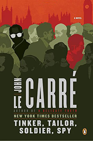 30 Essential Mystery Authors: John Le Carré
