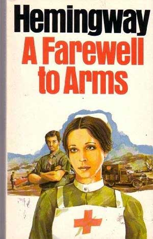 30 Essential Books About Love: A Farewell to Arms by Ernest Hemingway