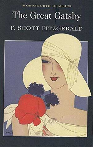 30 Essential Books About Love: The Great Gatsby by F. Scott Fitzgerald