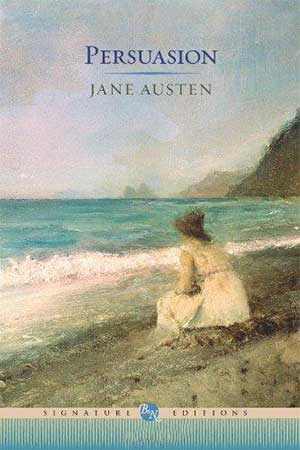 30 Essential Books About Love: Persuasion by Jane Austen