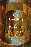 Discounted copies of The Overstory by Richard Powers