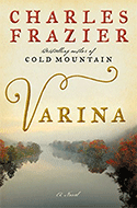Discounted copies of Varina by Charles Frazier