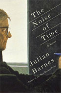 Discounted copies of The Noise of Time by Julian Barnes