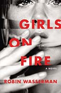 Discounted copies of Girls on Fire by Robin Wasserman