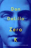 Discounted copies of Zero K by Don DeLillo