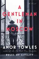 Discounted copies of A Gentleman in Moscow by Amor Towles