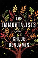 Discounted copies of The Immortalists by Chloe Benjamin