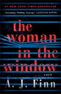 Discounted copies of The Women in the Window by A.J. Finn