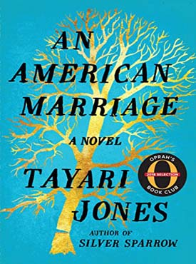 Discounted copies of An American Marriage by Tayari Jones