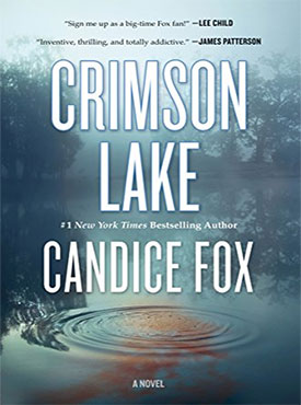 Discounted copies of Crimson Lake by Candice Fox