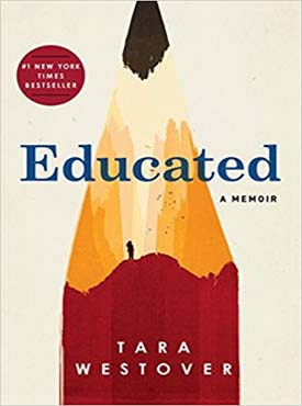 Discounted copies of Educated: A Memoir by Tara Westover