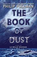 Discounted copies of The Book of Dust by Philip Pullman