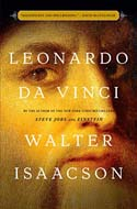 Discounted copies of Leonardo Da Vinci by Walter Isaacson