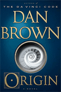 Discounted copies of Origins by Dan Brown
