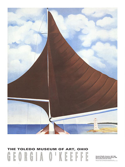 Brown Sail