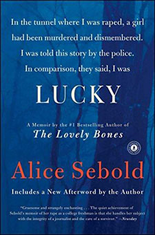 Lucky: A Memoir by Alice Sebold