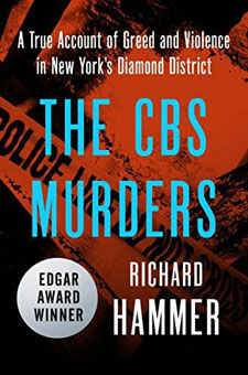 The CBS Murders by Richard Hammer