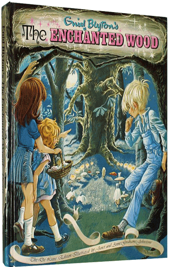 The Enchanted Woods by Enid Blyton
