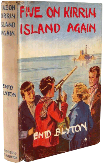 Enid Blyton's Legacy of Old-Fashioned Adventure Stories - AbeBooks.com