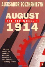 August 1914 by Aleksandr Solzhenitsyn