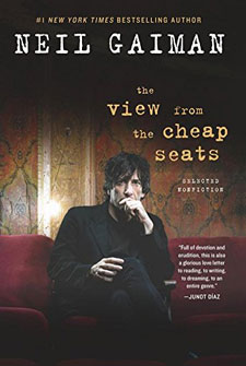 The View from the Cheap Seats by Neil Gaiman