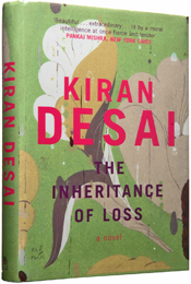 The Inheritance of Loss by Kiran Desai