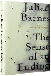 The Sense of an Ending by Julian Barnes