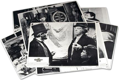 Lobby Card: Elephant Man