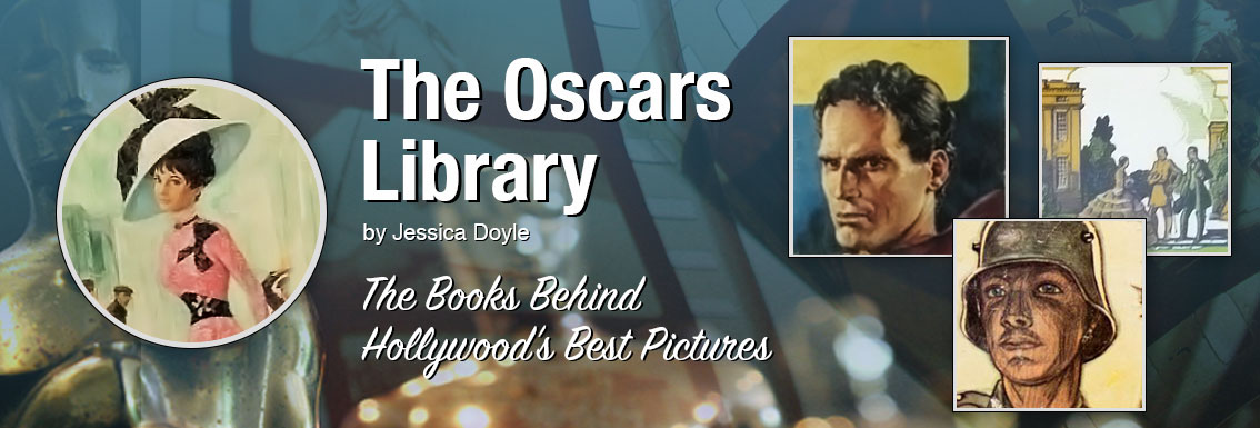 The Oscars Library: The Books Behind Hollywood's Best Pictures