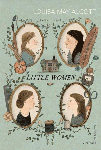 Jo March from Little Women by Louisa May Alcott