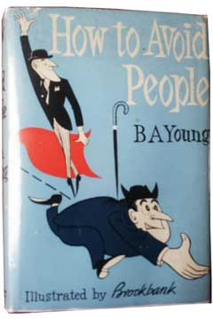 How to Avoid People by B.A. Young