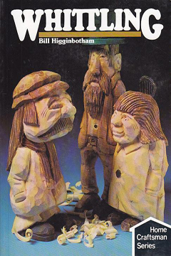 Whittling by Bill Higginbotham