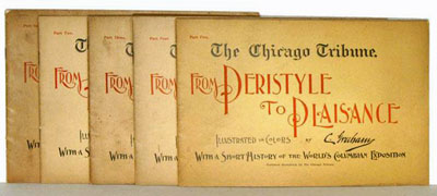 From Peristyle to Plaisance by The Chicago Tribunee