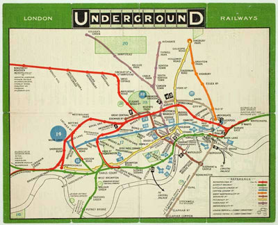 London Underground Railways