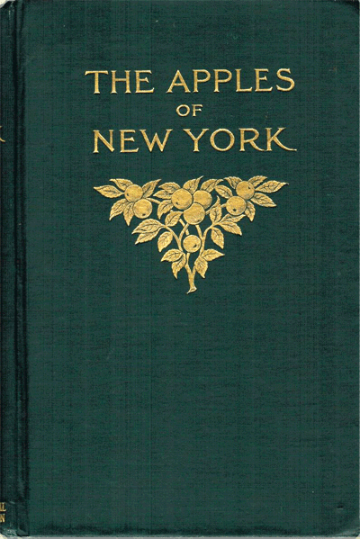 The Apples of New York by S.A. Beach