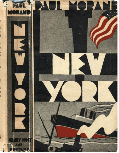 New York by Paul Morand, 1930 first edition