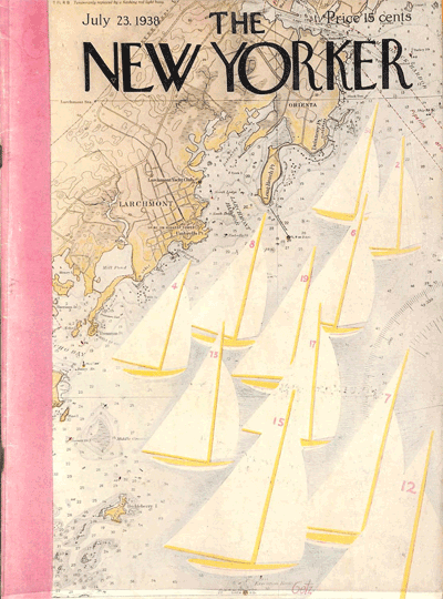 The New Yorker July. 23, 1938