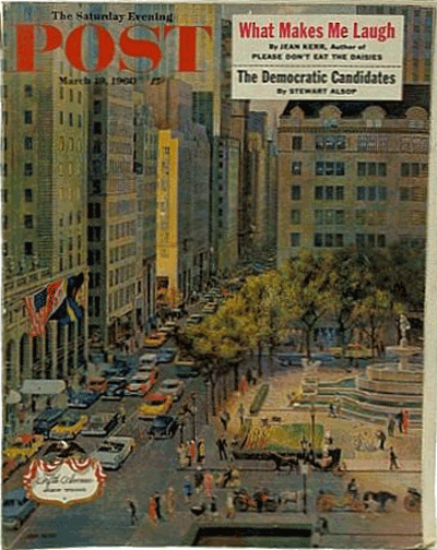 The Saturday Evening Post, March 19, 1960