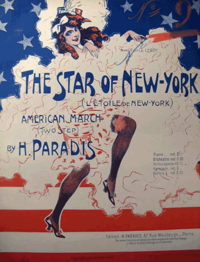 The Star of New York - 1908