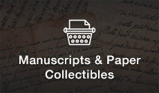 ShopManuscripts & Paper Collectibles