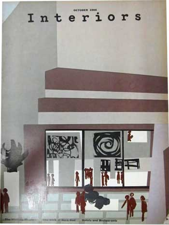 Interiors Magazine - October 1966