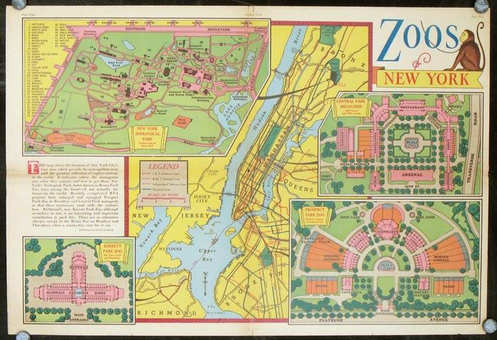 Zoos of New York 1940