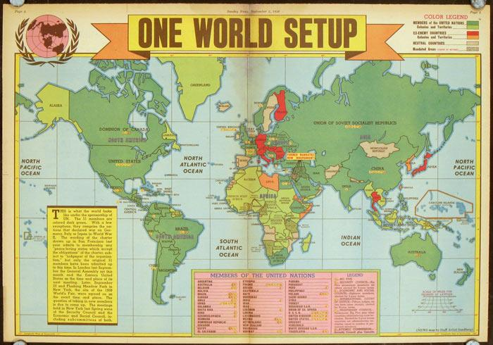 One World Setup 1946