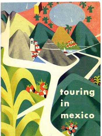 Touring in Mexico