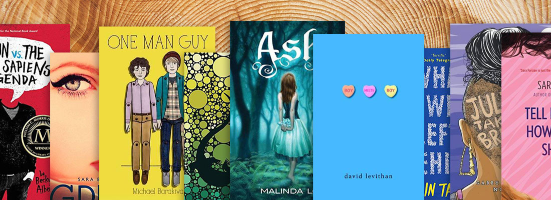 30 Essential LGBT Books for YA Readers