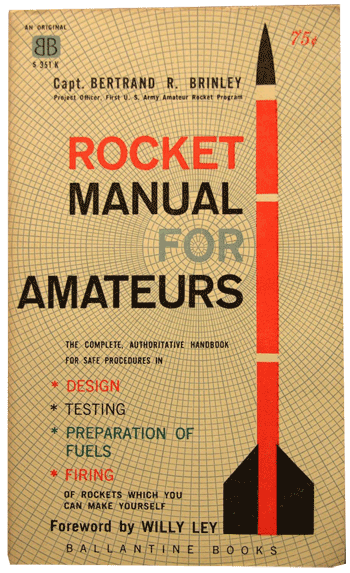 Rocket Manual for Amateurs