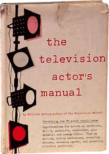 The Television Actor's Manual