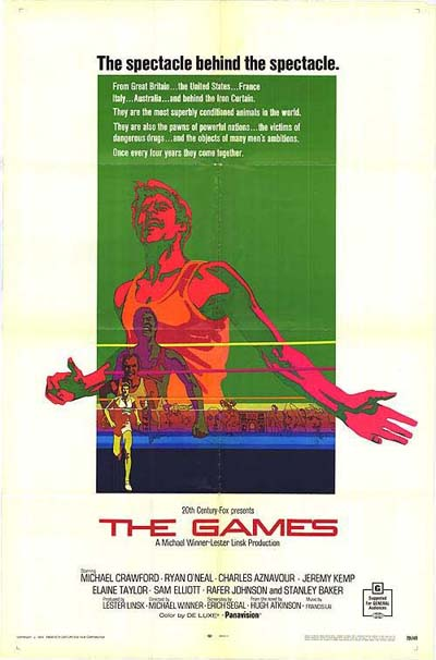 The Games - 1970