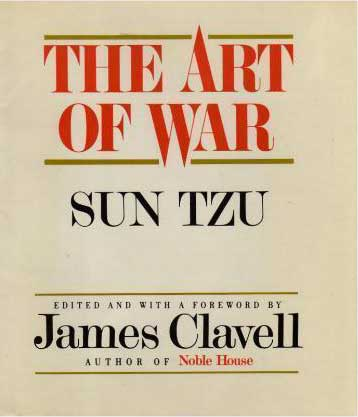 The Art of War by Sun Zsu